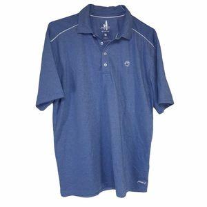Johnnie-O Polo Shirt Sz L